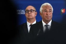 Primeiro Ministro António Costa e Azeredo Lopes