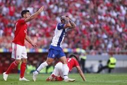 Lance do Benfica - FC Porto