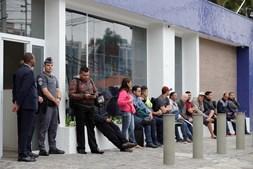 Milhares de brasileiros foram às urnas para escolher o novo presidente