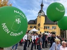 Oito polícias alemães atacados em concerto de extrema-direita na Alemanha