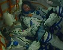 Vídeo mostra aflição de astronautas da NASA no momento da falha em foguetão
