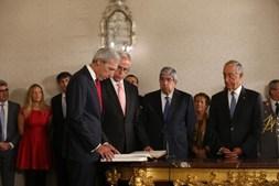 João Gomes Cravinho tomou posse como ministro da Defesa