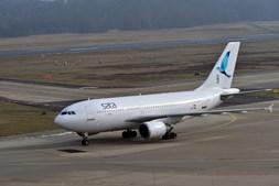 Avião do Grupo SATA