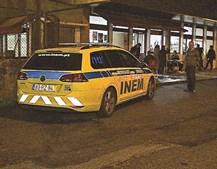 INEM assistiu jovem que caiu inanimado durante treino de andebol, em Santa Maria da Feira