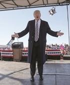 Trump acusou a Rússia de violar repetidamente o acordo assinado em 1987