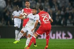 Sporting de Braga empata em Guimarães