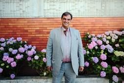 O empresário Luís Amaral