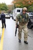 Tiroteio nos EUA faz oito mortos. Atirador foi detido na sinagoga