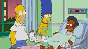 Apu vai deixar 'Os Simpsons' devido a polémica racial