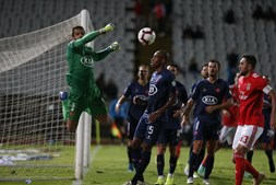 Jogo entre Benfica e Belenenses