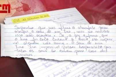 Rosa Grilo rebate tese das autoridades ponto a ponto em carta enviada à CMTV