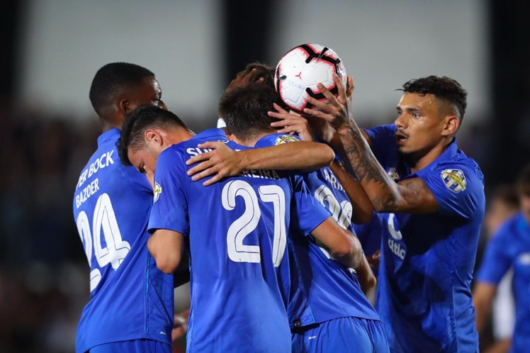 69007c9c69 FC Porto goleia o Vila Real e avança para a próxima eliminatória da Taça de  Portugal
