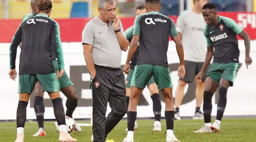 """69788a0ddfc46 Seleção portuguesa tem """"condições para ganhar"""" à Polónia - Desporto ..."""