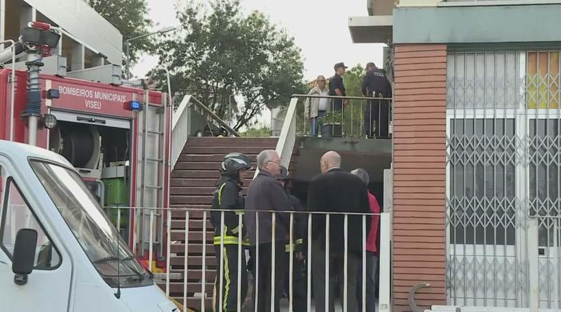 Resultado de imagem para Mulher de 84 anos morre em incêndio na sua habitação em Viseu