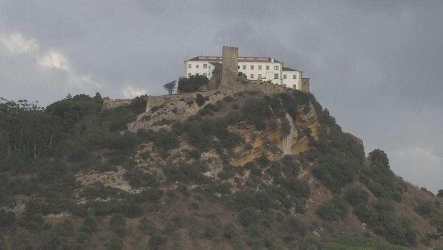 Castelo de Palmela, obras, Monumento Nacional