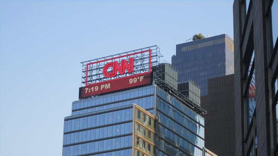 Redação da CNN em Nova Iorque