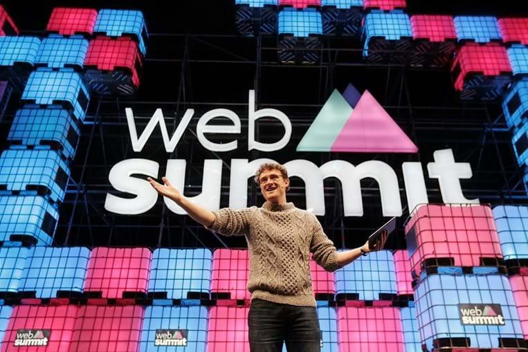 Paddy Cosgrave, fundador da Web Summit