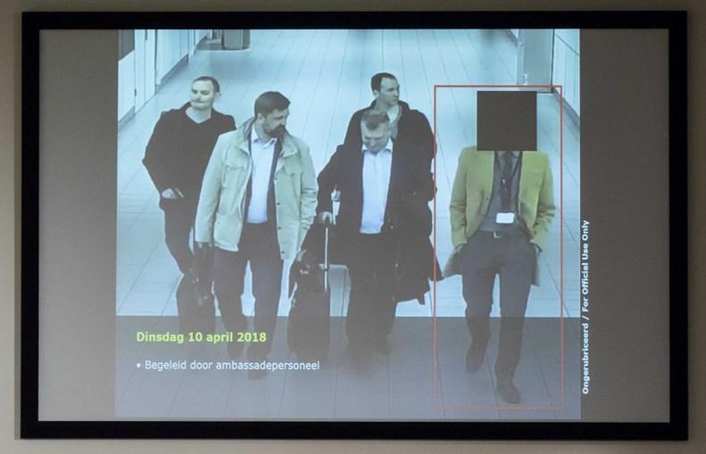 Autoridades holandesas revelam identidade de espiões russos