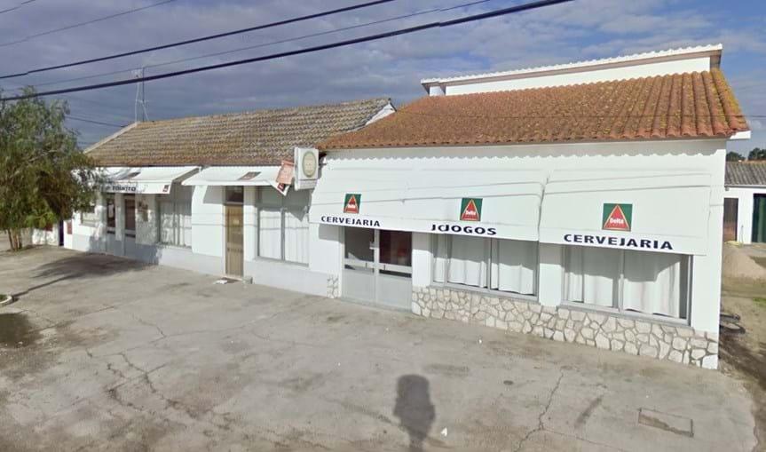 Café 'O Toinito', em Marinhais