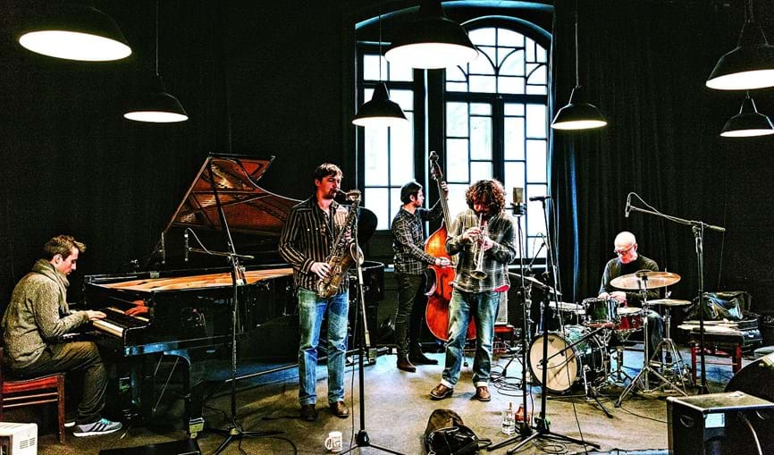 Jazz faz-se ouvir em vários pontos da cidade de Coimbra