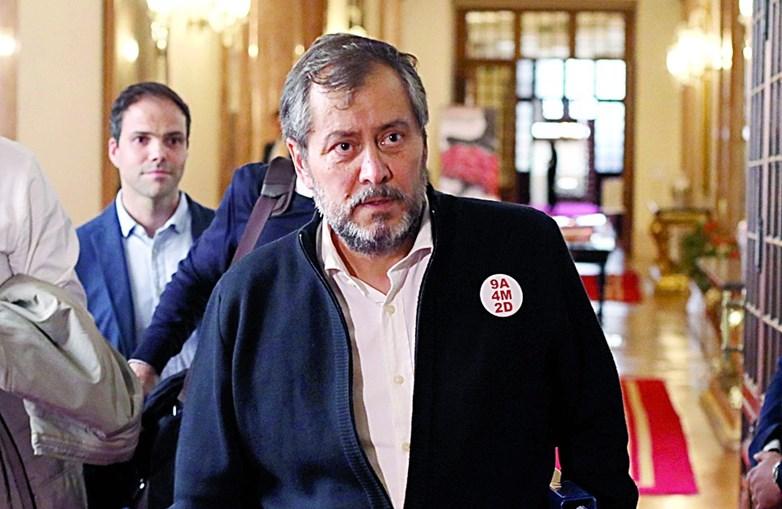 Mário Nogueira lidera a Fenprof