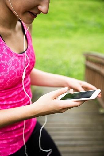 Aplicações de telemóveis com planos para treinar melhor