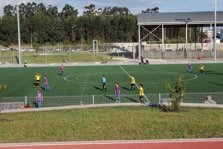 Cidade desportiva na Maia