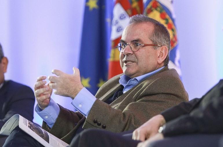 Secretário de Estado das Autarquias Locais, Carlos Miguel.