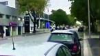 Jovens filmam atropelamento junto a discoteca no Porto