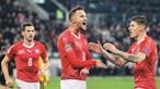 Seferovic traz Suíça a Portugal para a fase final da Liga das Nações