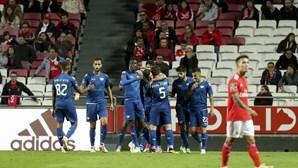 Furacão Moreirense aprofunda crise do Benfica