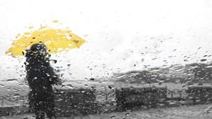 Chuva intensa provoca cerca de 40 inundações no Alentejo