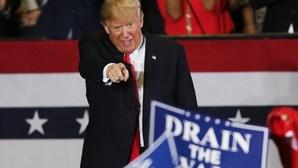 Donald Trump anuncia que vai fazer campanha presidencial em quatro estados