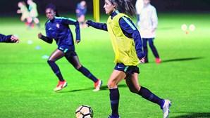 Internacional portuguesa Mónica Mendes reforça futebol feminino do Sporting