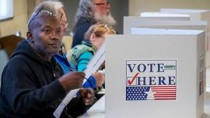 Voto presencial é a única opção para 34 milhões de eleitores nos EUA