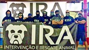 Grupo IRA sequestra para defender animais