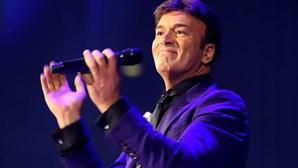 Tony Carreira regressa aos palcos em 2020 após pausa de um ano