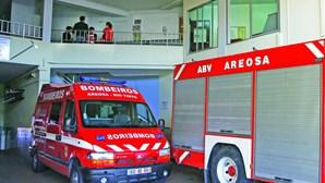 Homem ameaça matar bombeiros em Rio Tinto
