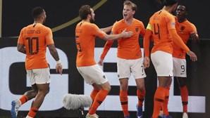 Holanda empata na Alemanha e completa 'final four' da Liga das Nações
