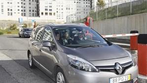 Benfica mostra garagem vazia a juíza do E-Toupeira