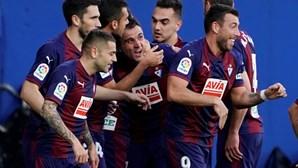 Real Madrid perde frente ao Eibar por 3-0 em partida da Liga Espanhola