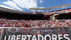 Segunda mão da final da Taça Libertadores adiada para domingo