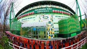Sporting pergunta se pandemia de coronavírus acabou devido à continuidade da Taça da Liga