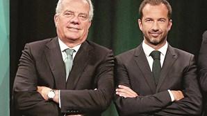Ricciardi cria grupo de trabalho para recandidatura à liderança do Sporting
