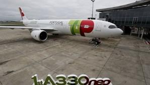 TAP torna-se na primeira companhia do mundo a receber o novo Airbus A330 Neo