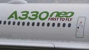 TAP é a primeira companhia do mundo a receber o novo Airbus A330 Neo