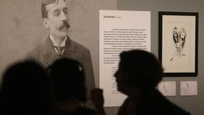 Exposição na Gulbenkian mostra tudo o que estava no saco de Eça de Queirós