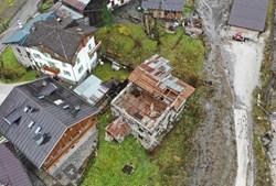 Mau tempo tem causado muitos danos na zona de Veneto, em Itália
