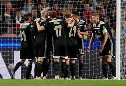 Jogadores do Ajax