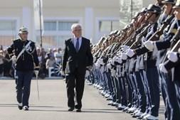 Eduardo Cabrita em cerimónia da GNR